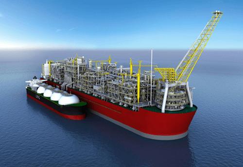 Petronas FLNG – II 500x344